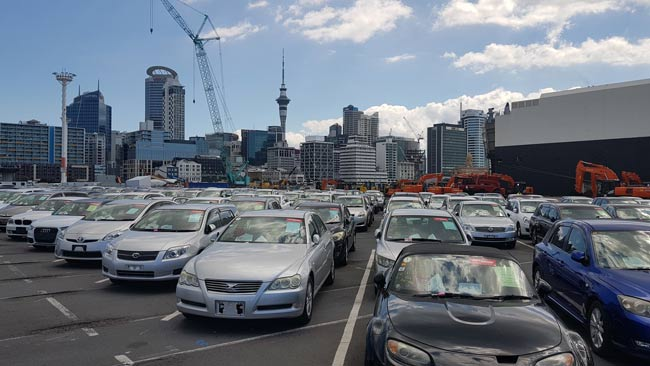vehicle importers nz
